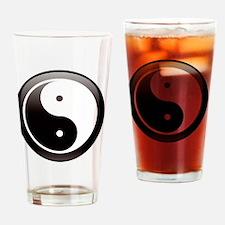 yin Drinking Glass
