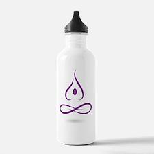 purple 1 Water Bottle
