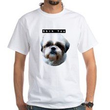 Shih Tzu Head Shirt