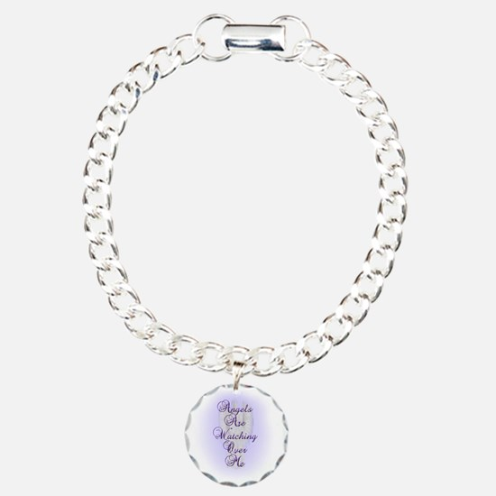 Angels Are Watching Over Bracelet