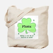 Plott Heaven Tote Bag