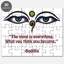 the mind is copy Puzzle