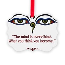 the mind is copy Ornament