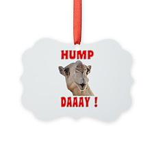 Hump Daaay Camel Ornament