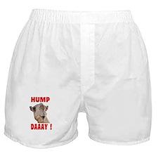 Hump Daaay Camel Boxer Shorts