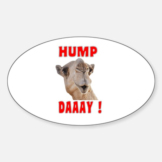 Hump Daaay Camel Decal