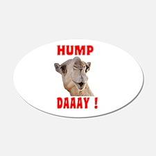 Hump Daaay Camel Wall Decal