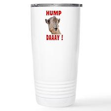 Hump Daaay Camel Travel Mug