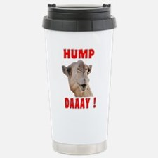 Hump Daaay Camel Travel Mug