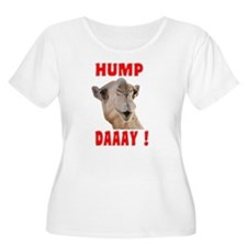 Hump Daaay Camel Plus Size T-Shirt