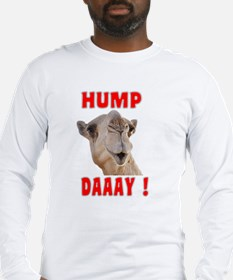 Hump Daaay Camel Long Sleeve T-Shirt