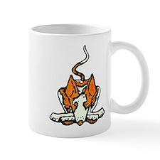 Ib in Orange Mug