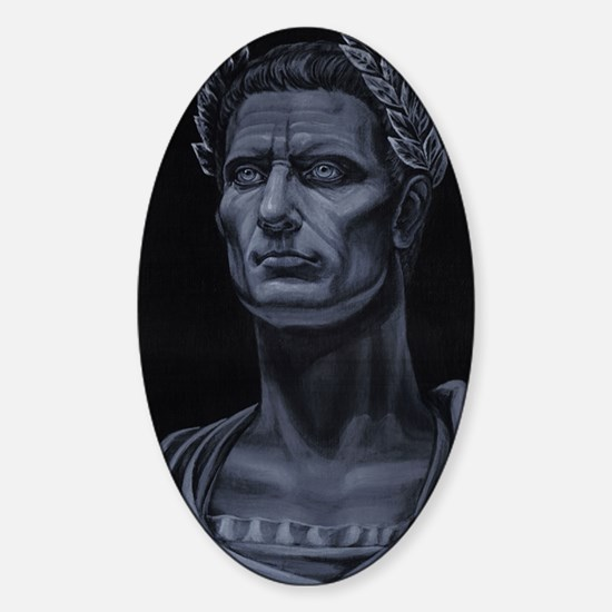 Julius Caesar Sticker (Oval)