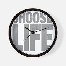 chooselifes Wall Clock