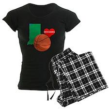 HoosierBall-10trans Pajamas