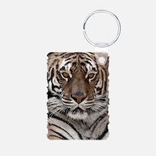 x14w  pale tiger Keychains
