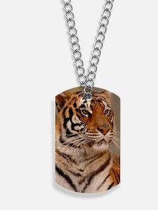 x14 Tiger II Dog Tags