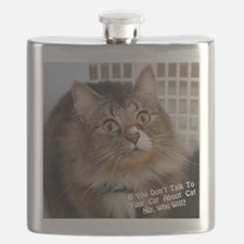 CATNIPGraphic Flask