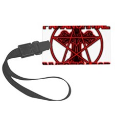 Paranormal signs Luggage Tag