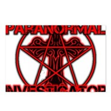 Paranormal signs Postcards (Package of 8)