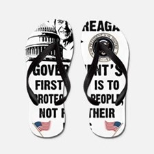 Governments First Duty Flip Flops