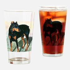 Yasmine9x12 Drinking Glass