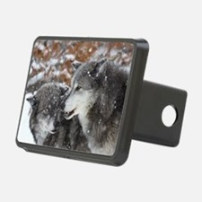 ms shn wolf Hitch Cover