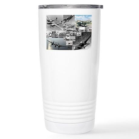 CP-LPST P38 V2d Stainless Steel Travel Mug