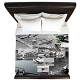 Wwii p 38 king sheets King