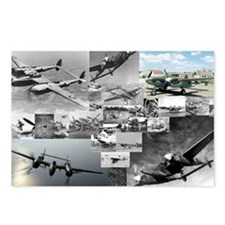 CP-MPST P38 V2d Postcards (Package of 8)