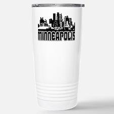 Minneapolis Skyline Travel Mug