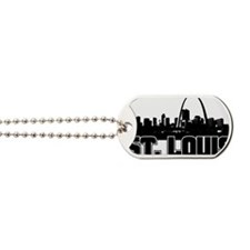 St. Louis Skyline Dog Tags