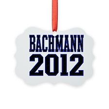 Bachmann 2012 Ornament