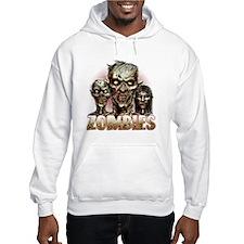 zombies Hoodie Sweatshirt