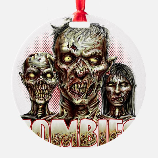 zombies Ornament
