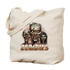 zombies Tote Bag