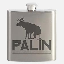 Palin Moose Dropped-b Flask