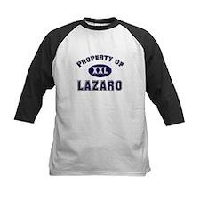 Property of lazaro Tee