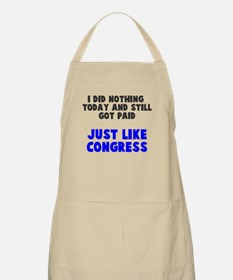 Congress did nothing today Apron