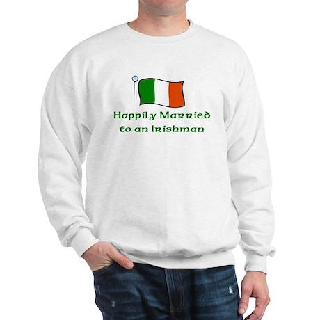Happily Married Sweatshirt