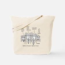 MEN_Goals_Bachelor Tote Bag