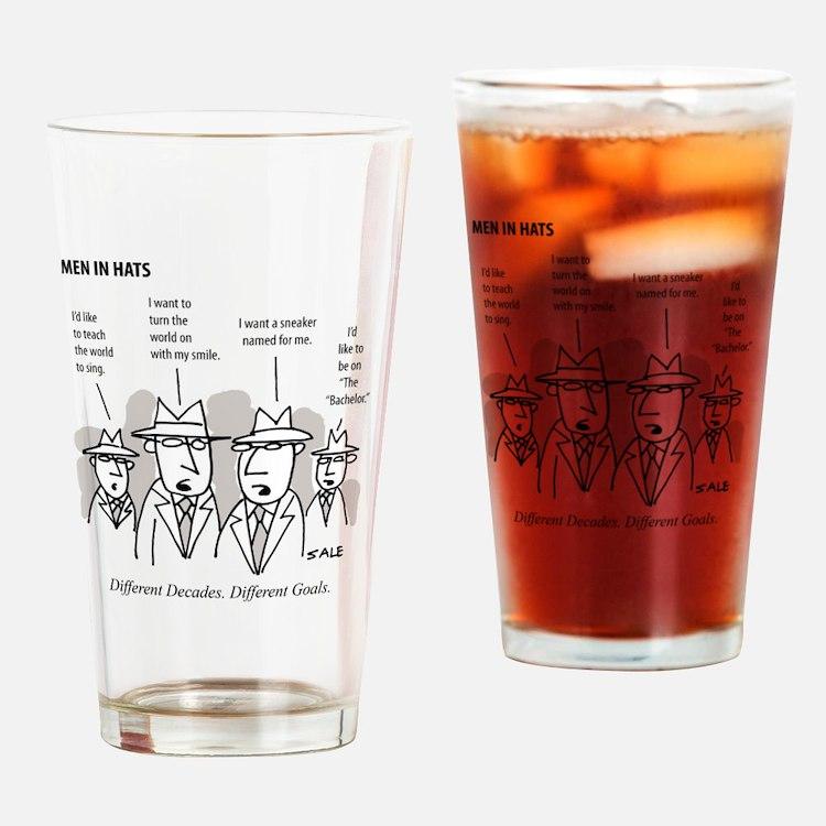MEN_Goals_Bachelor Drinking Glass