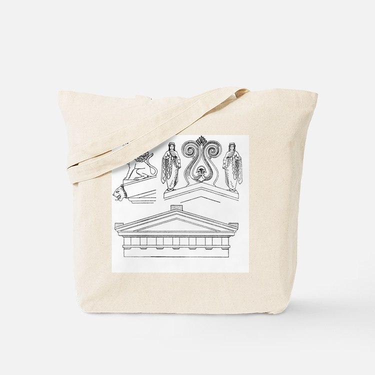 Paul of Aegina Tote Bag
