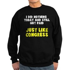 Congress did nothing today Jumper Sweater