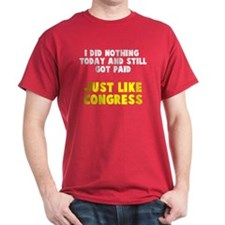 Congress did nothing today T-Shirt