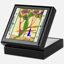 IPAD 3 MARCH TROP VITE Keepsake Box