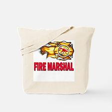 Fire Marshal Tote Bag