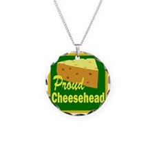 proud cheesehead Necklace