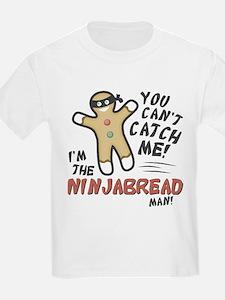 Ninjabread Man T-Shirt
