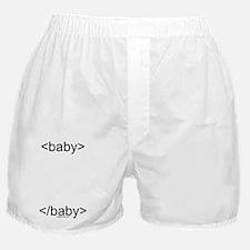 htmlbaby Boxer Shorts